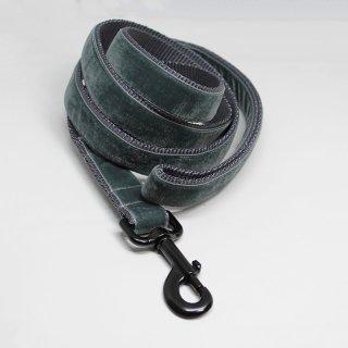 Earl Grey Velvet Dog Leash (アールグレイ・ベルベット・ドッグ・リーシュ)