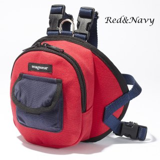 Canvas Mini Dog Backpack (キャンバス・ミニ・ドッグ・バックパック)