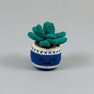 <img class='new_mark_img1' src='https://img.shop-pro.jp/img/new/icons57.gif' style='border:none;display:inline;margin:0px;padding:0px;width:auto;' />Cotton Crochet Potted Cactus (コットン・クロケット・カクタス)