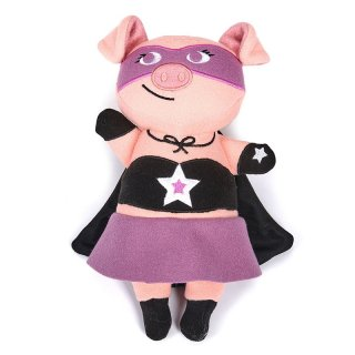 <img class='new_mark_img1' src='https://img.shop-pro.jp/img/new/icons57.gif' style='border:none;display:inline;margin:0px;padding:0px;width:auto;' />JELLY ROLL THE PIG Wool Toy (ジェリー・ロール・ザ・ピッグ・ウール・トイ)
