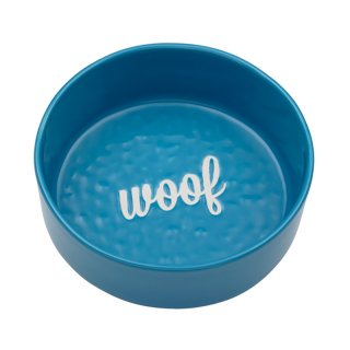 Etched Woof Bowl in Blue (エチッド・ウーフ・ボウル・ブルー)