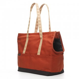 Canvas Pet Tote Rust & Chestnut (キャンバス・ペット・トート ,ラスト&チェスナット)