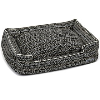 <img class='new_mark_img1' src='https://img.shop-pro.jp/img/new/icons57.gif' style='border:none;display:inline;margin:0px;padding:0px;width:auto;' />Scribble Black Textured Woven Lounge Bed ( スクリィブル・ブラック・ラウンジ・ベッド)