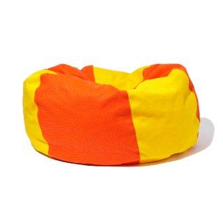 Beach Ball Bed - OrangeYellow(ビーチ・ボール・ベッド - オレンジイエロー)