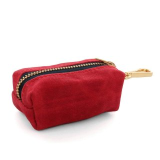 Ruby Waxed Canvas Waste Bag Dispenser (ルビー・ワックスド・ウエィスト・バッグ・ディスペンサー)