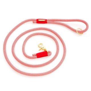 Strawberry Climbing Rope Dog Leash (ストロベリー・クライミングロープ・ドッグ・リーシュ)