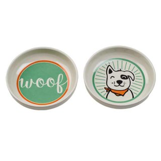 <img class='new_mark_img1' src='https://img.shop-pro.jp/img/new/icons14.gif' style='border:none;display:inline;margin:0px;padding:0px;width:auto;' />Lucky Dog Pet Bowl Gift Set (ラッキー・ドッグ・ペット・ボウル・ギフトセット)