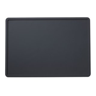<img class='new_mark_img1' src='https://img.shop-pro.jp/img/new/icons14.gif' style='border:none;display:inline;margin:0px;padding:0px;width:auto;' />Silicone Placemat in Dark Grey  (シリコン・プレイスマット・ダークグレー)