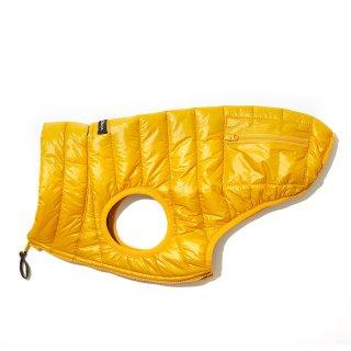 Puffer Vests, Yellow/Green (パファー・ベスト,イエロー/グリーン)