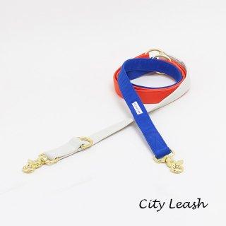 The Scot Leash, Royal Blue, Visual Orange and Cream (ザ・スコット・リーシュ, ロイヤルブルー/ヴィジュアルオレンジ/クリーム)