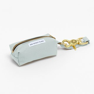 <img class='new_mark_img1' src='https://img.shop-pro.jp/img/new/icons14.gif' style='border:none;display:inline;margin:0px;padding:0px;width:auto;' />The Scot Pooch Pouch, Light Green (ザ・スコット・プープポーチ, ライトグリーン)