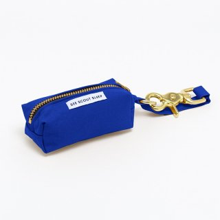 <img class='new_mark_img1' src='https://img.shop-pro.jp/img/new/icons14.gif' style='border:none;display:inline;margin:0px;padding:0px;width:auto;' />The Scot Pooch Pouch, Royal Blue (ザ・スコット・プープポーチ, ロイヤルブルー)