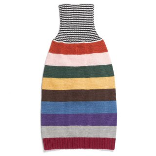 <img class='new_mark_img1' src='https://img.shop-pro.jp/img/new/icons14.gif' style='border:none;display:inline;margin:0px;padding:0px;width:auto;' />Rainbow Stripe Merino Wool Knit Sweater (レインボー・ストライプ・メリノウール・ニットセーター)