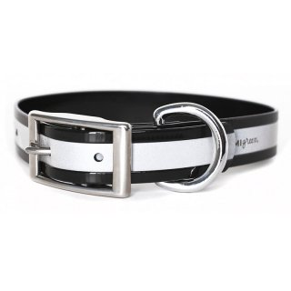<img class='new_mark_img1' src='https://img.shop-pro.jp/img/new/icons14.gif' style='border:none;display:inline;margin:0px;padding:0px;width:auto;' />Reflective Waterproof Dog Collar (リフレクティブ・ウォータープルーフ・ドッグ・カラー)