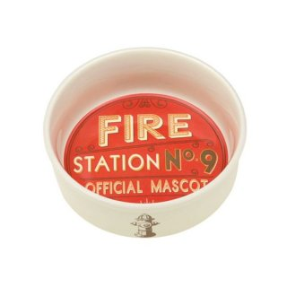 Fire Station No.9 Pet Bowl (ファイアー・ステーション No.9 ペット・ボウル)