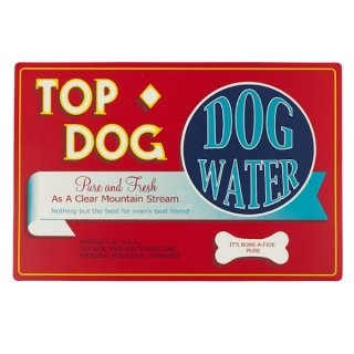 Vintage Pet Top Dog Placemat (ヴィンテージ・ペット・トップ・ドッグ・プレイスマット)