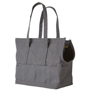 Canvas Pet Tote DK Grey (キャンバス・ペット・トート ,ダークグレイ)