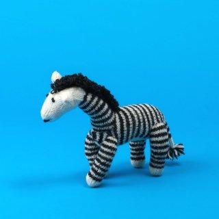 Hand Knit Zebra (ハンド・ニット・ゼブラ)