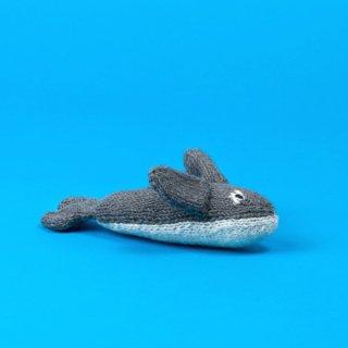 Hand Knit Dolphin (ハンド・ニット・ドルフィン)