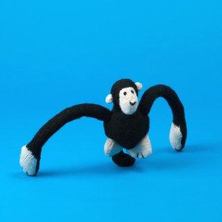 Hand Knit Monkey (ハンド・ニット・モンキー)