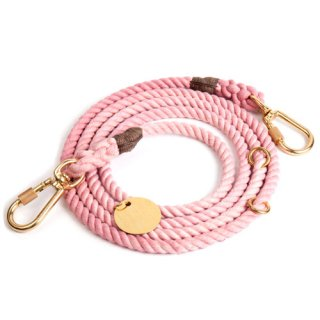 <img class='new_mark_img1' src='//img.shop-pro.jp/img/new/icons57.gif' style='border:none;display:inline;margin:0px;padding:0px;width:auto;' />Blush Rope Dog Leash, Adjustable (ブラッシュ・ロープ・ドッグ・リーシュ, アジャスタブル)