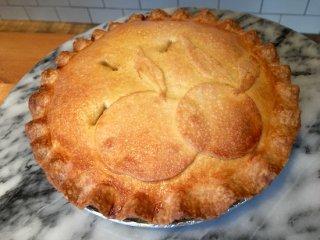 【お菓子の通販】Bramley & Cox apple pie delivery「ブラムリー&コックス入り英国アップルパイ」
