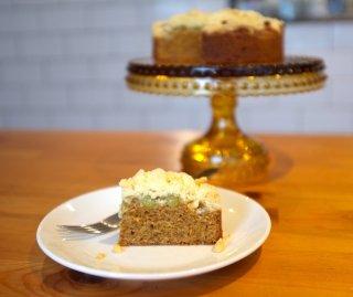 【お菓子の通販】Gooseberry cake グーズベリー クランブルケーキ 15cmのホールケーキ