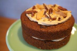 【お菓子の通販】Carrot cake キャロットケーキ 15cmのホールケーキ