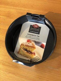 15cmサンドイッチケーキ型 15cm sandwich tin