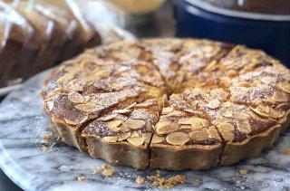 【お菓子の通販】Bakewell tart ベイクウェルタルト 18cmホール