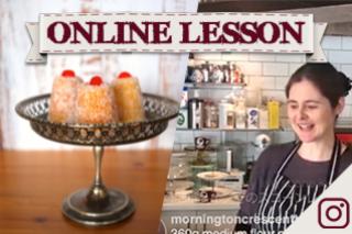 【オンラインレッスン】イングリッシュ・マドレーヌ English Madeleines - Online Lesson