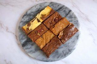 【お菓子の通販】Brownie selection box ブラウニーボックス 8個入り、数量限定。6月16日から発送