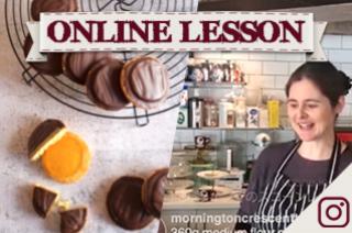 【オンラインレッスン】ジャファケーキ!Jaffa cakes! - Online Lesson