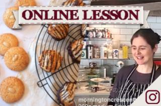 【オンラインレッスン】マカルーン2種類!Macaroons! - Online Lesson