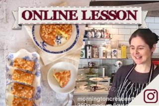 【オンラインレッスン】ファームハウスケーキ Farmhouse cake - Online Lesson