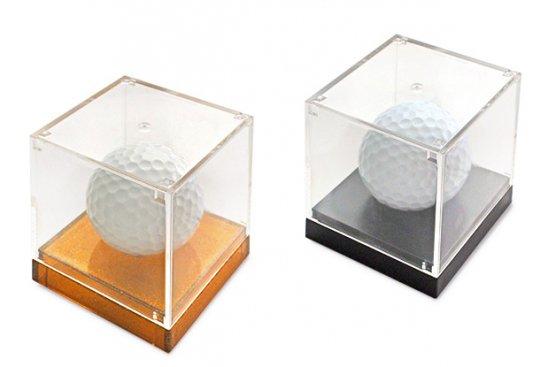 ゴルフボール ディスプレイケース