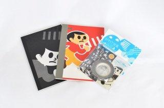 飛び出し坊やノート&マスキングテープセット