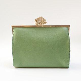 翔け鳥bag(S) グリーン