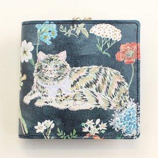 花輪ねこ 折財布