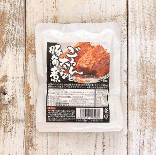 絶品豚角煮「ごろんと大きな豚角煮」