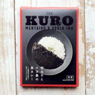 明太子黒カレー「THE KURO」