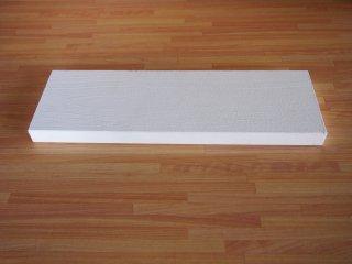 ミニ棚板(ホワイト)※壁掛けすのこシェルフ用オプション