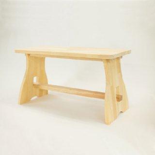パインの小さなベンチ 組立キット 約D290xW651xH349mm