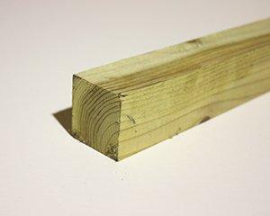 杉荒材、(プレーナーギャング仕上げ) 45x45x1000