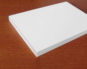 ポリランバーパネル(白) 26x600x450(1t)