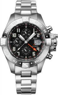 Spacemaster Chrono GMT�