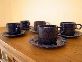 Hornsea(ホーンジー) heirloomミッドナイトブルー C/S