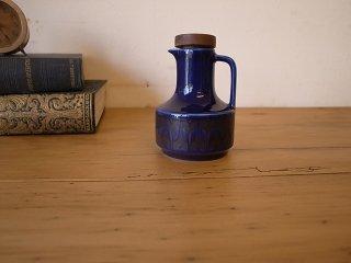 Hornsea (ホーンジー) heirloom ミッドナイトブルー ビネガーポット