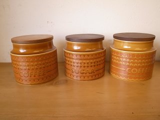 Hornsea(ホーンジー) saffron  キャニスターSサイズ