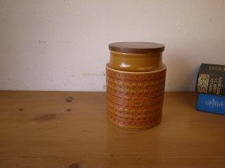 Hornsea (ホーンジー) saffron キャニスター Mサイズ TEA